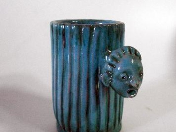 Riccardo Dalisi, Tazzina di ceramica