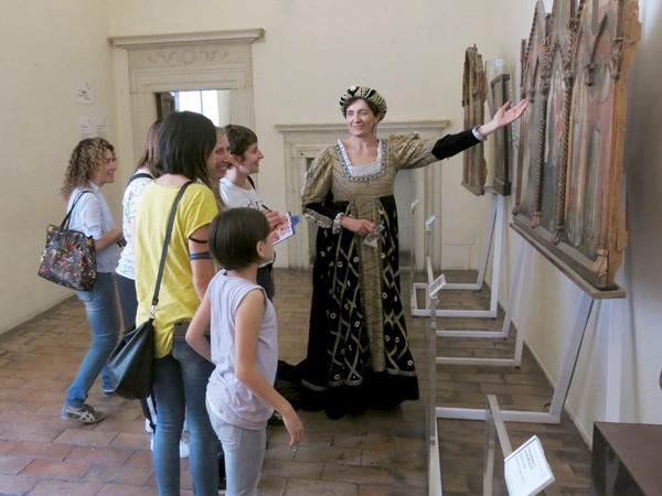 La Trama degli Sguardi: caccia al tesoro con l&#39;<b>arte</b> a Palazzo Ducale