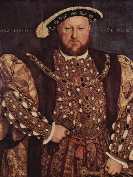Ritratto di Enrico VIII