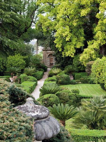 Giardino di Villa Porfidia