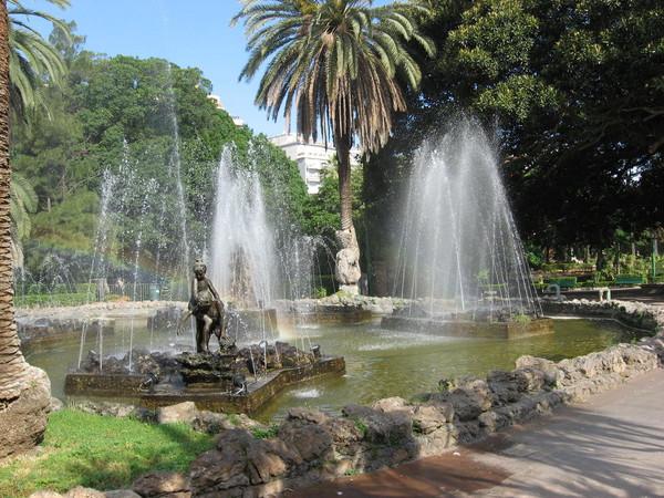 Giardino inglese - Palermo