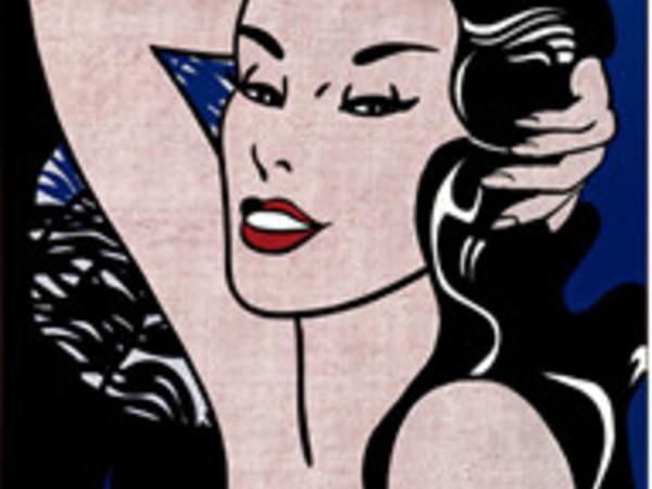 Roy Lichtenstein, Little Aloha, 1962. Venezia, Ca' Pesaro - Galleria Internazionale d'Arte Moderna, in deposito dalla/ on loan from the Sonnabend Collection Foundation