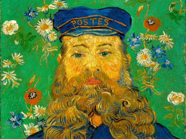 Vincent van Gogh, Ritratto dei Joseph Roulin, 1889, Olio su tela, 54 x 65 cm, Otterlo