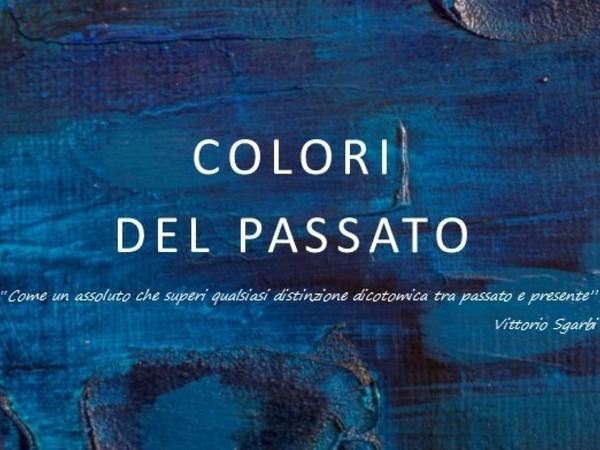 Silvia Galgani, Colori del passato, Arte Borgo Gallery, Roma
