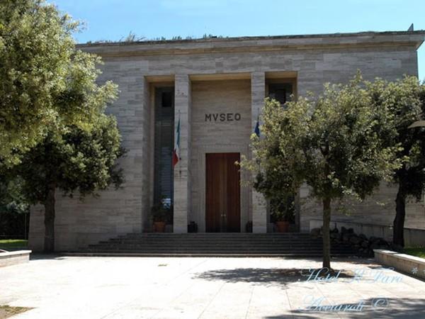 Museo Archeologico Nazionale di Paestum, Capaccio (Salerno)