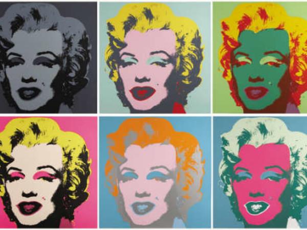 Andy Warhol, Ritratti di Marilyn Monroe