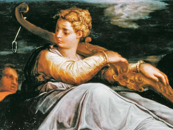Giorgio Vasari (Arezzo, 1511 - Firenze, 1574), La Pazienza, 1542, Olio su tavola, Gallerie dell'Accademia, Venezia