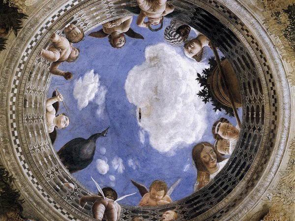 Camera degli Sposi, Castello di San Giorgio, Mantova