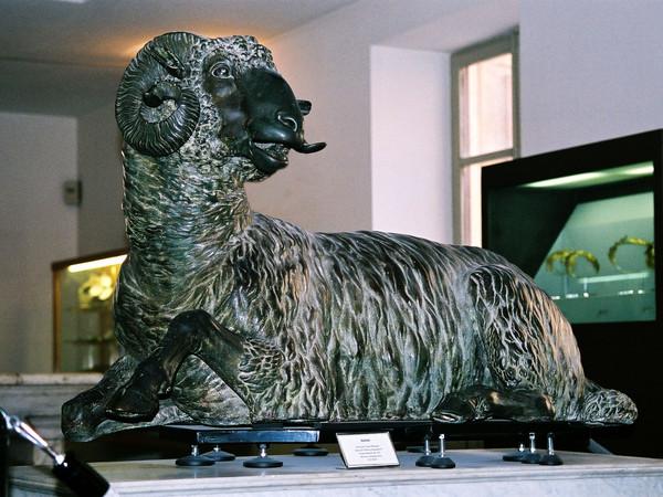 Ariete di bronzo di Siracusa