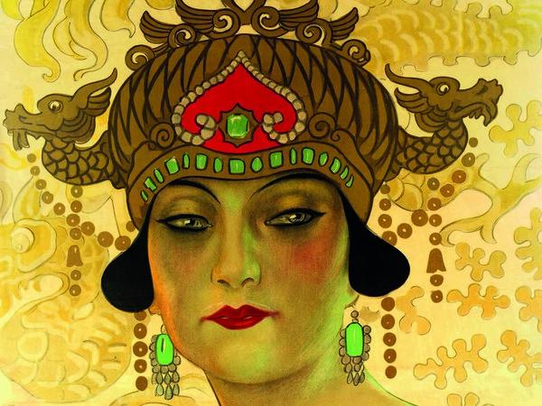 Leopoldo Metlicovitz, <em>Turandot</em>, 1926, Litografia a colori, Milano, Archivio storico Ricordi | Courtesy of Musei San Domenico, Forlì<br />
