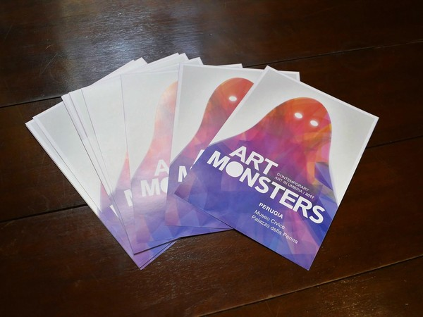 Art Monsters. The Contemporary art in Umbria