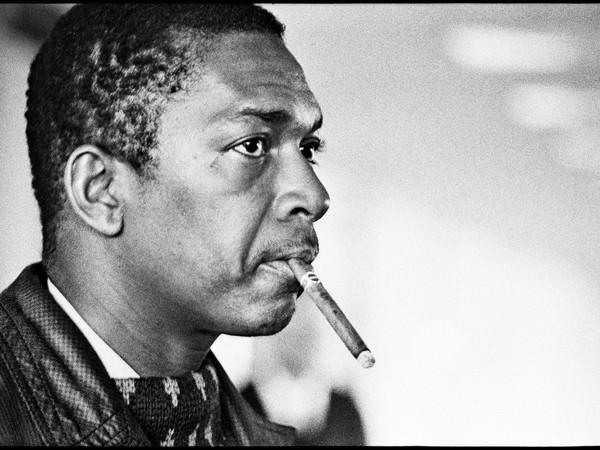 Roberto Polillo, John Coltrane, Milano, 1962