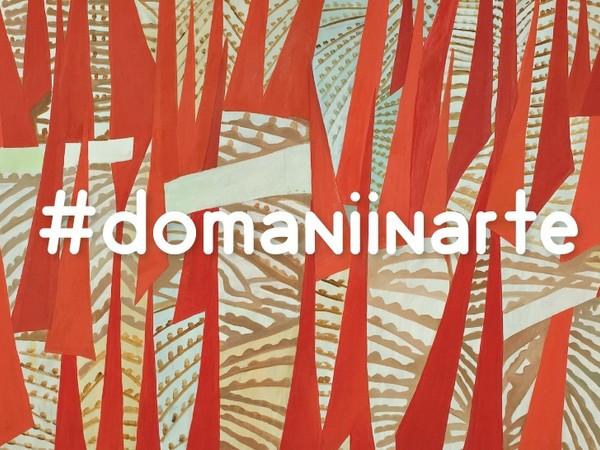 #DomaniInArte, Galleria d'Arte Moderna, Roma