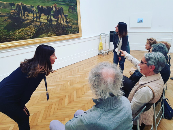 Giornata Internazionale delle Persone con Disabilità (IDPD), Galleria Nazionale d'Arte Moderna e Contemporanea, Roma