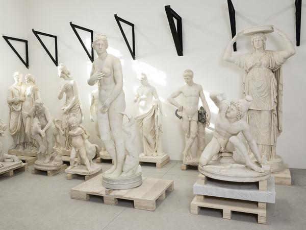 Dal 25 marzo a Palazzo Caffarelli, nuova sede dei Musei Capitolini<br />