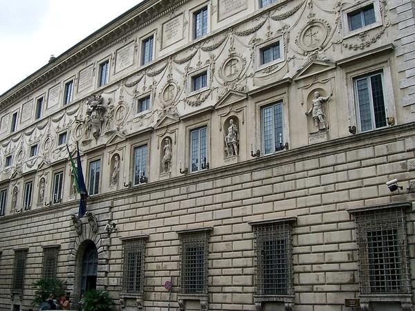 Palazzo Spada, sede del Consiglio di Stato