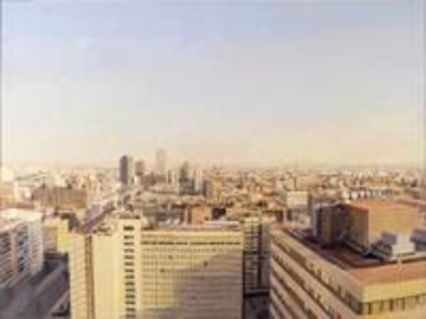 <span>Antonio López García,</span><em>Madrid vista da Capitán Haya</em><span>, 1987-1996</span><br /><span>olio su tela su tavola, cm 184x245.</span><span>Madrid, Museo Nacional Centro de Arte Reina Sofía</span>