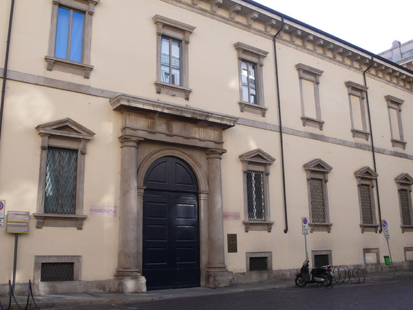 Veneranda Biblioteca Ambrosiana e Pinacoteca Ambrosiana, Milano