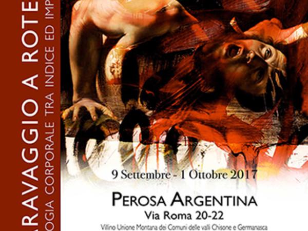 Filippo Staniscia. Da Caravaggio a Rotella: fenomenologia corporale tra indice ed impronta