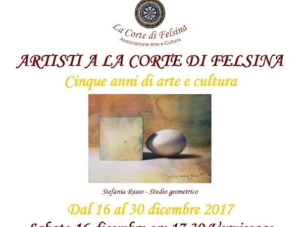 Alla Corte di Felsina - Cinque anni di arte e cultura