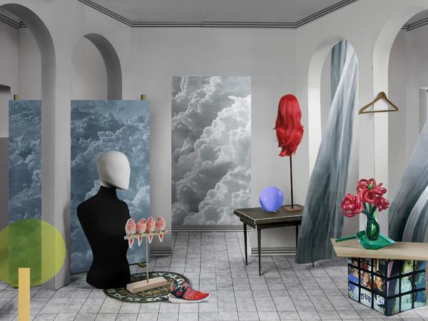 Teresa Giannico, Interno n°10 dalla serie Ricerca8, 2018, inkjet print, cm. 21x31