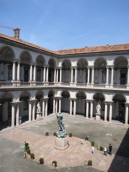 Accademia di Belle Arti di Brera, Milano