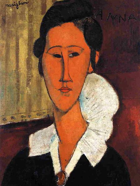 Ritratto di Hanka Zborowska