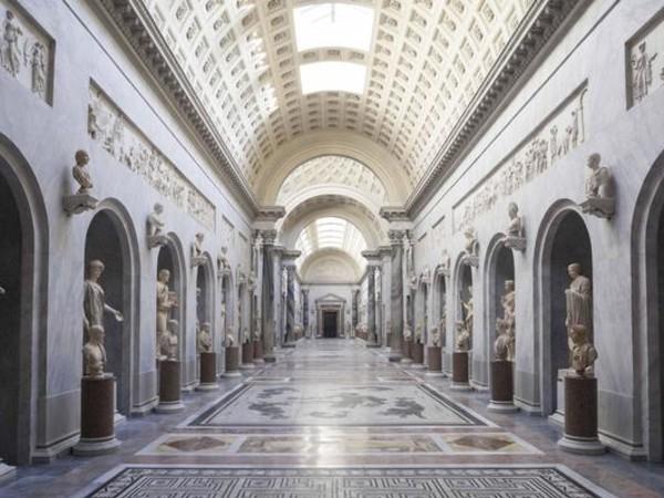 Braccio Nuovo, Musei Vaticani
