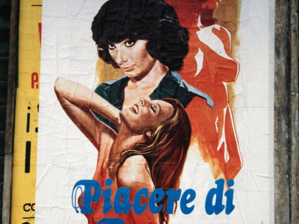 Marialba Russo, Cult Fiction (della serie), 1978-80. Stampa su carta blueback