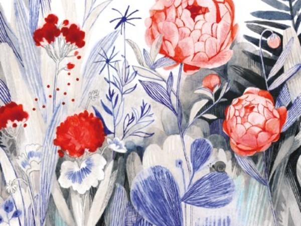 Isabelle Arsenault, Fleurs