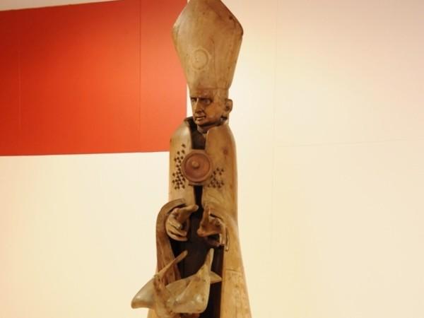 Floriano Bodini, Ritratto di un papa