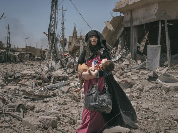 Emanuele Satolli,La battaglia di Mosul