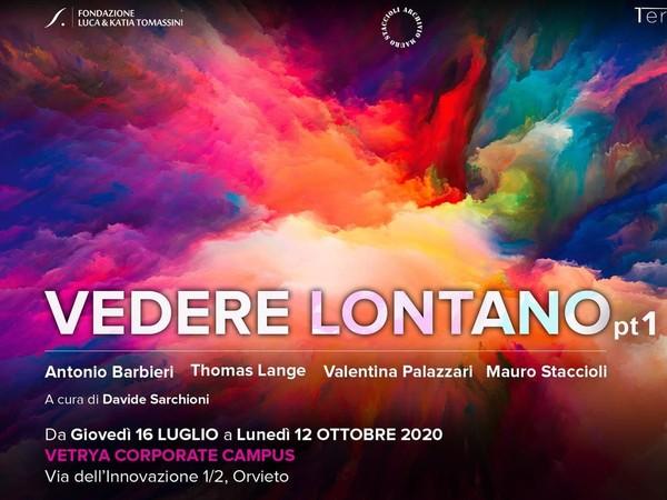 Vedere Lontano pt1, Vetrya Corporate Campus, Orvieto