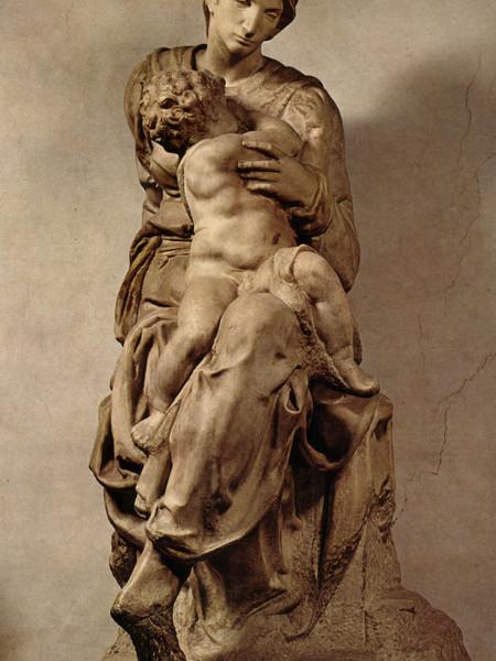Madonna col Bambino (Madonna Medici)