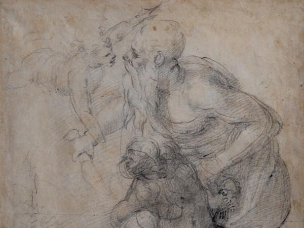 I disegni nascosti del Buonarroti per la prima volta in mostra ai musei Capitolini dal 22 aprile al 7 maggio
