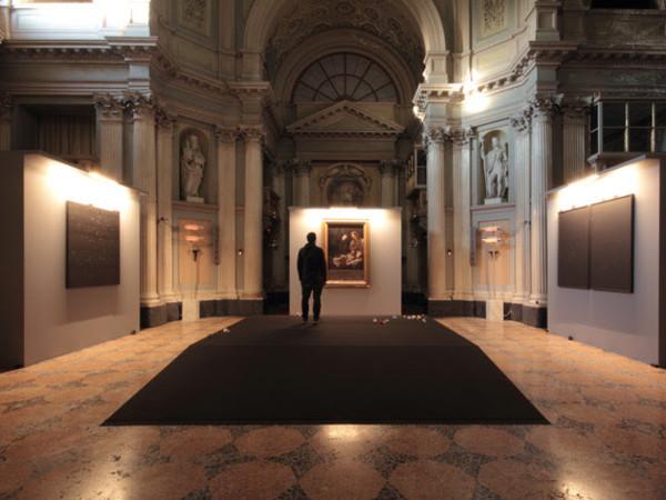 Il miglior posto. Un dialogo tra artisti nel tempo alla Villa Reale di Monza. Giovanni Francesco Guerrieri, Gianluca Quaglia