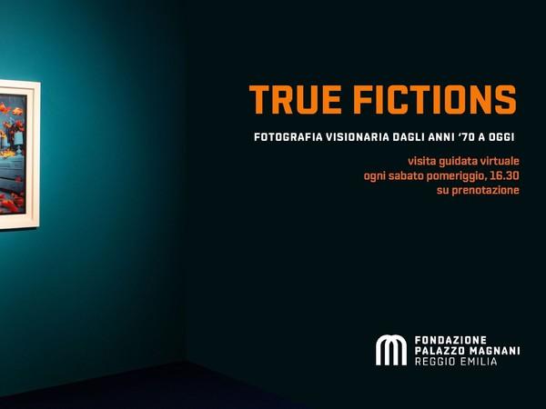 True Fictions, Fotografia visionaria dagli anni '70 ad oggi - Visita guidata virtuale