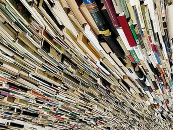 Bookhouse. La forma del libro, MARCA, Catanzaro