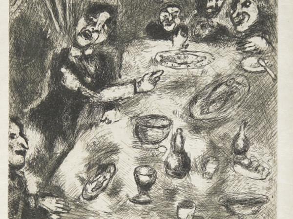 Marc Chagall, Il buffone e i pesci