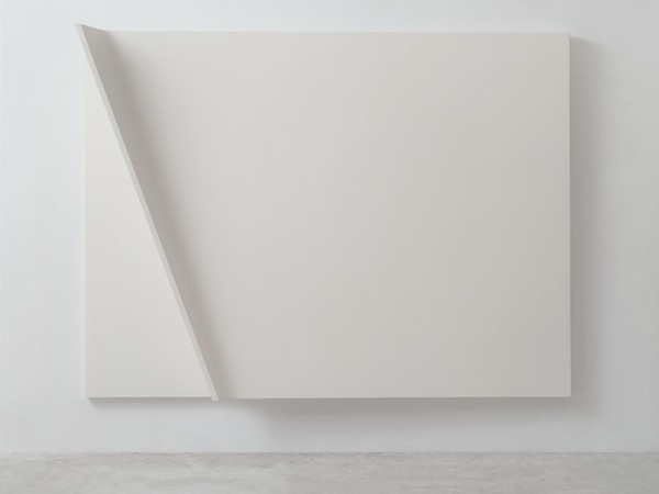 Sandro De Alexandris, 2TS-LL 05, 1967-69, poliestere su tavola, 150x200x27,5 cm.