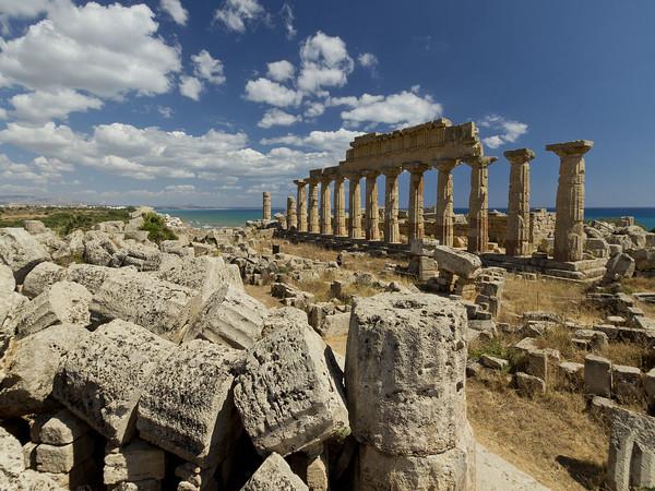 Mare, arte e cultura. Da San Vito a Trapani, Marsala e Selinunte