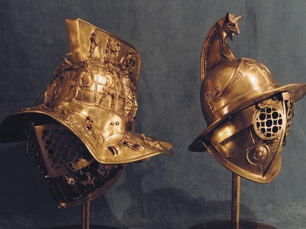 Gladiatores e Agone Sportivo. Armi e Armature dell'Impero Romano, Stadio di Domiziano, Roma