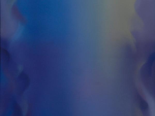 Claudio Olivieri,<em>Hyperione</em><span>, 1986, cm. 260 x 195, olio su tela</span>