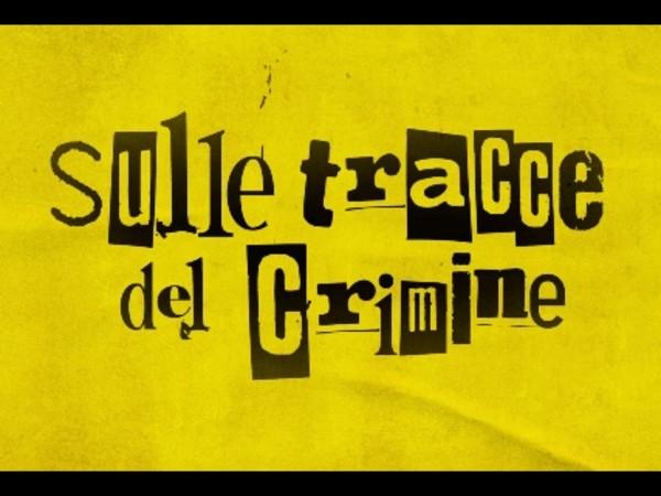 Sulle tracce del crimine. Viaggio nel giallo e nero Rai. La mostra