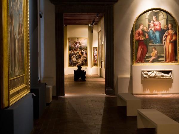 Sale Dal Rinascimento alla controriforma, Museo Nazionale di Villa Guinigi, Lucca