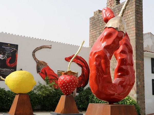 Giuseppe Carta, Limone Fragola Peperoncino