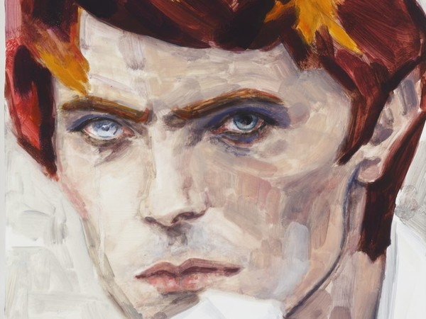 Elizabeth Peyton, <em>David Bowie</em>