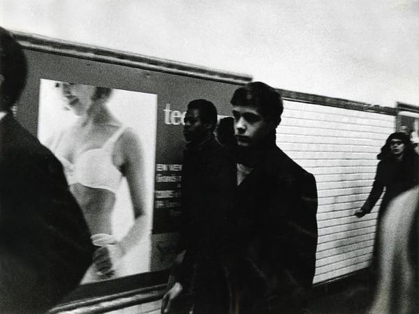 Lisetta Carmi, La Metropolitana, Parigi,1965