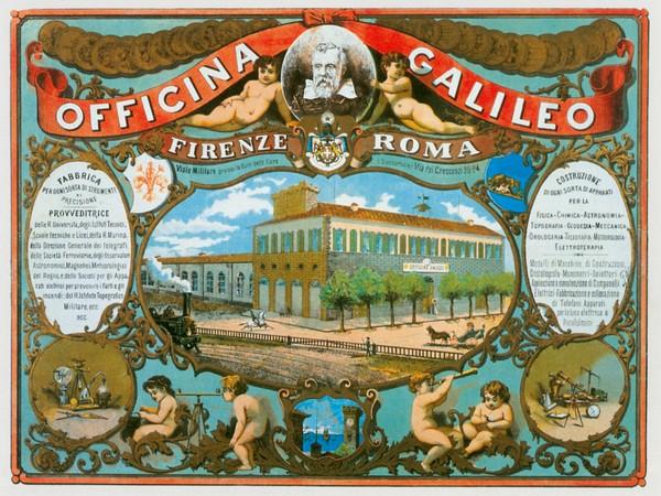 Officine Galileo: 150 anni di storia e tecnologia, Museo Galileo, Firenze