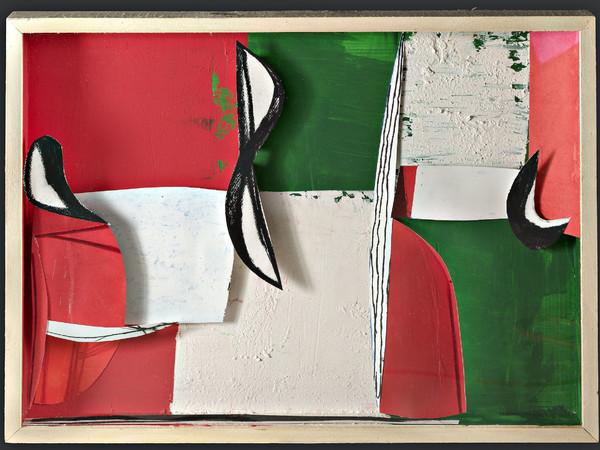 Novanta artisti per una bandiera il tricolore italiano for Cascella arredamenti torino